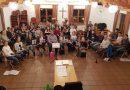 Full House im Probensaal